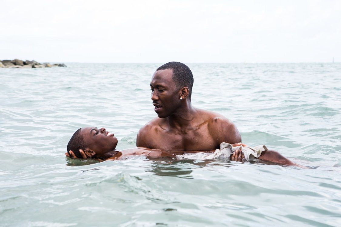 Moonlight 2017 avec 8 nominations et 3 oscars
