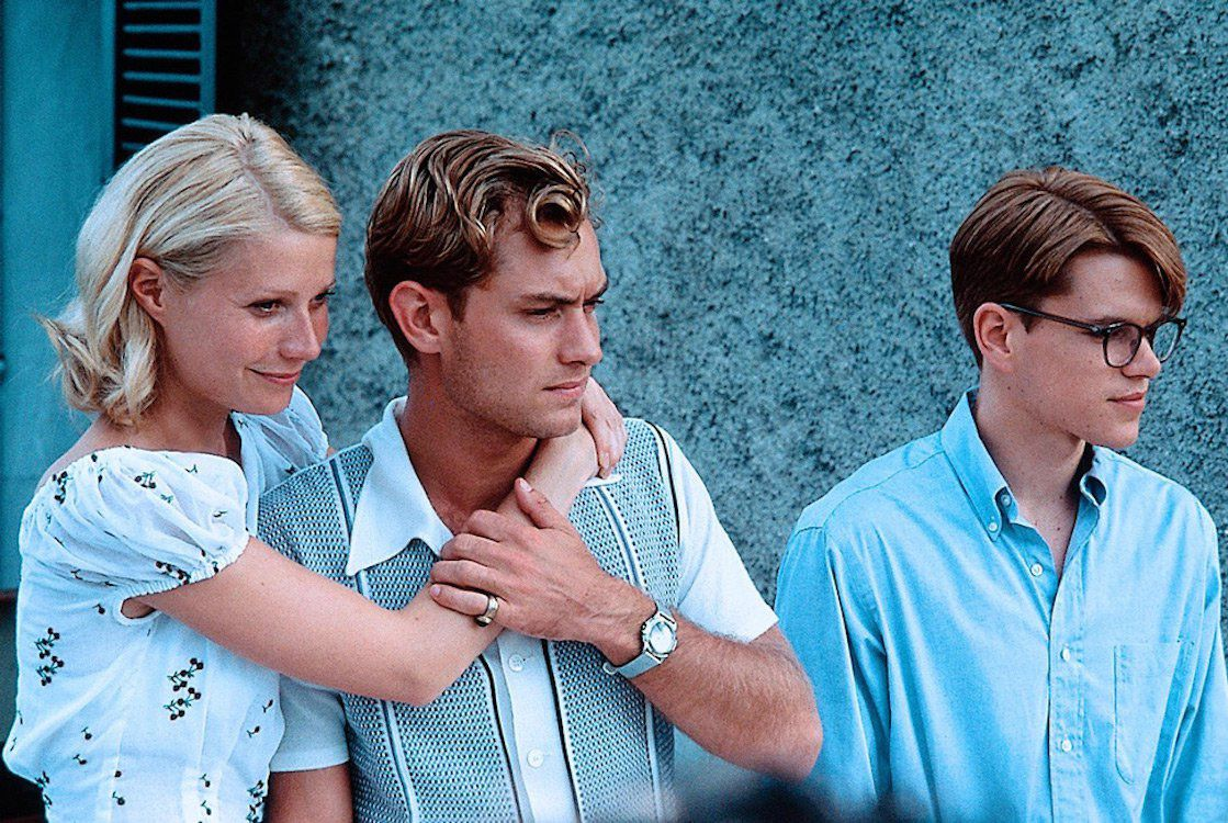 Le talentueux Mr Ripley 1999 avec  5 nominations