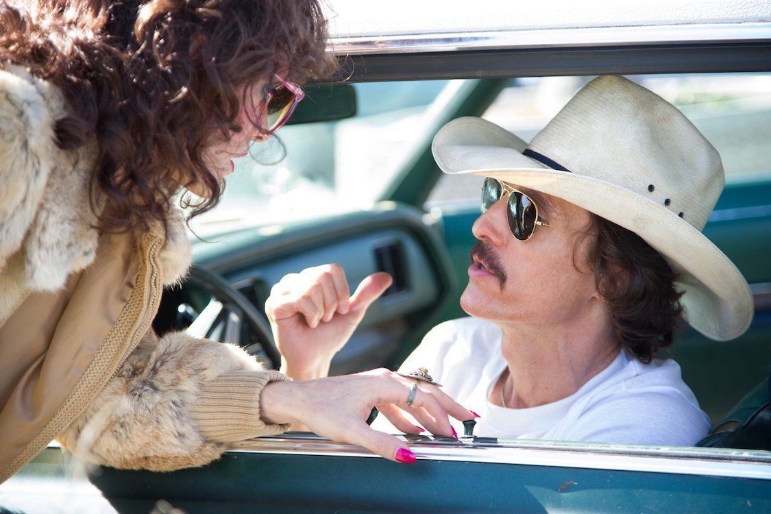 Dallas buyers club 2013 avec 6 nomination et 3 oscars