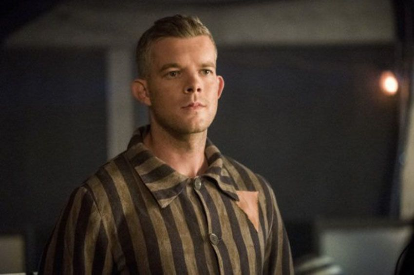Russell Tovey en tant que super-héros gay The Ray