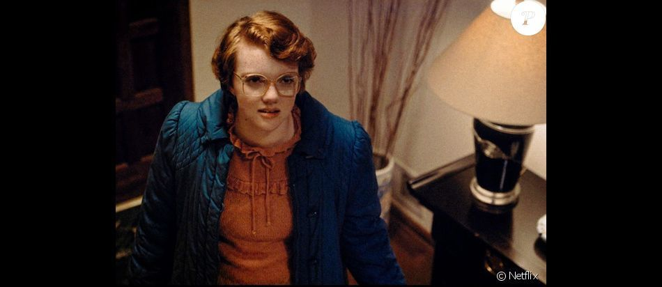 Shannon Purser dans Stranger Things