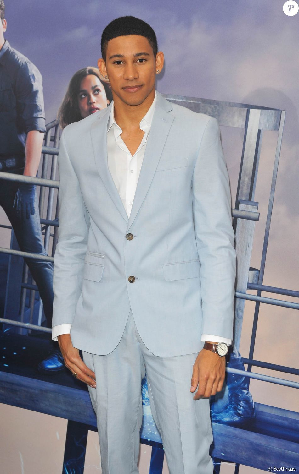 Keiynan Lonsdale de The Flash