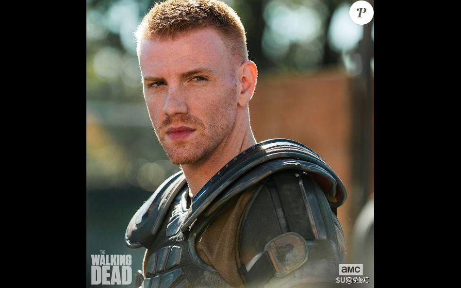Daniel Newman de The Walking Dead