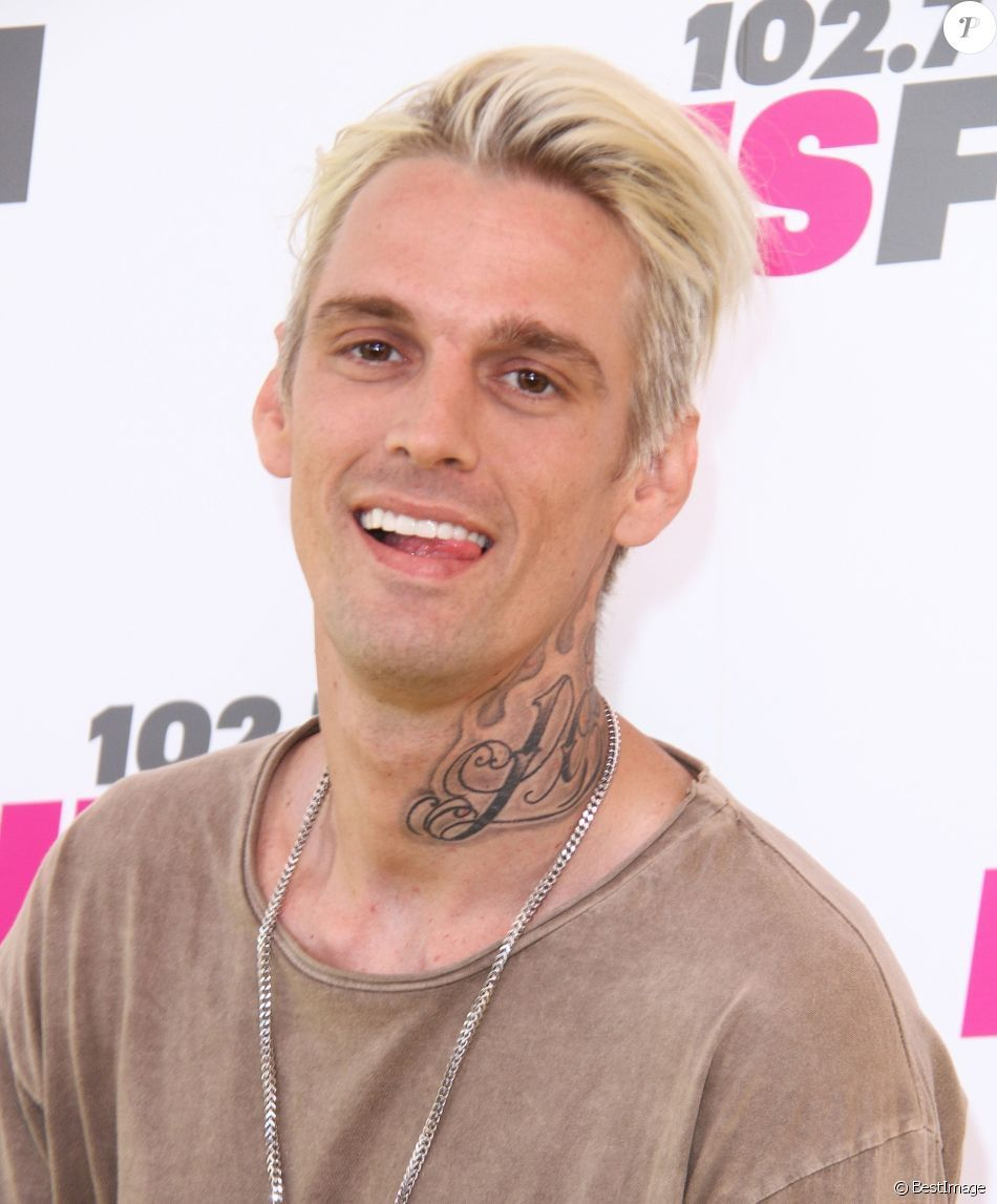 Aaron Carter des backstreet boys
