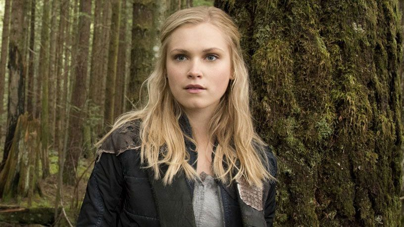 Clarke Griffin (Eliza Taylor) – The 100