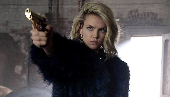 Barbara Kean (Erin Richards) – Gotham