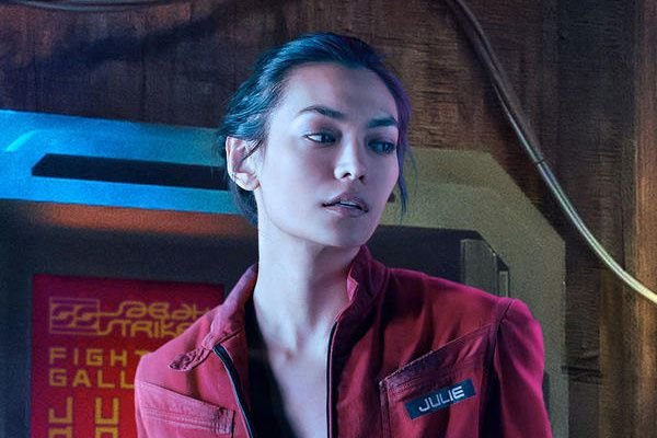 Julie Mao (Florence Faivre) – The Expanse