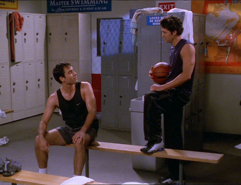 "Will et Matt ""Will & Grace"" 2000"