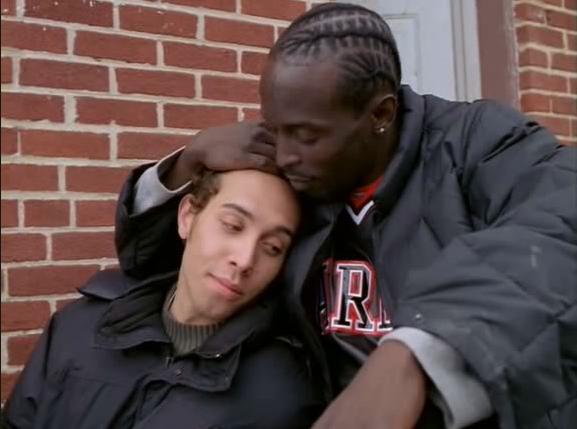 """Omar et Brandon """"Sur écoute"""" 2002"""