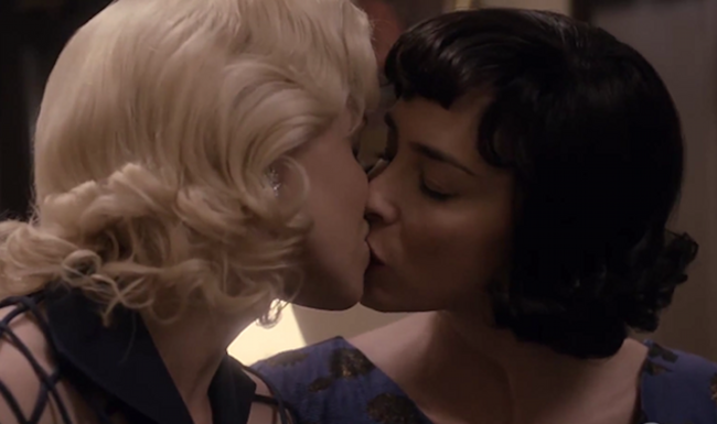 "Betty et Helen ""Master of sex"" 2014"
