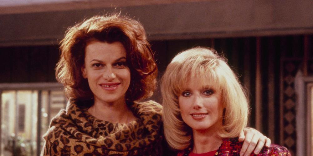 """Nancy et Marla """"Roseanne"""" 1992"""