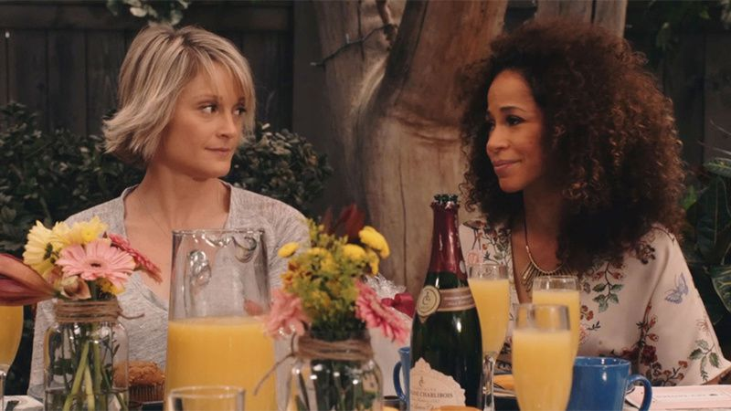 Stef and Lena, The Fosters