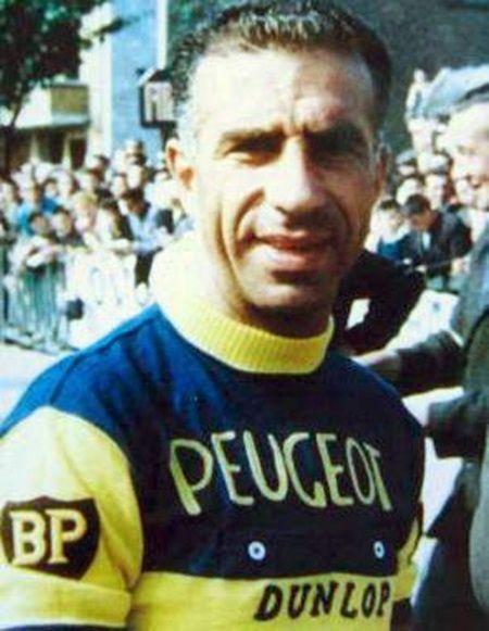 Vélo PEUGEOT 1962.