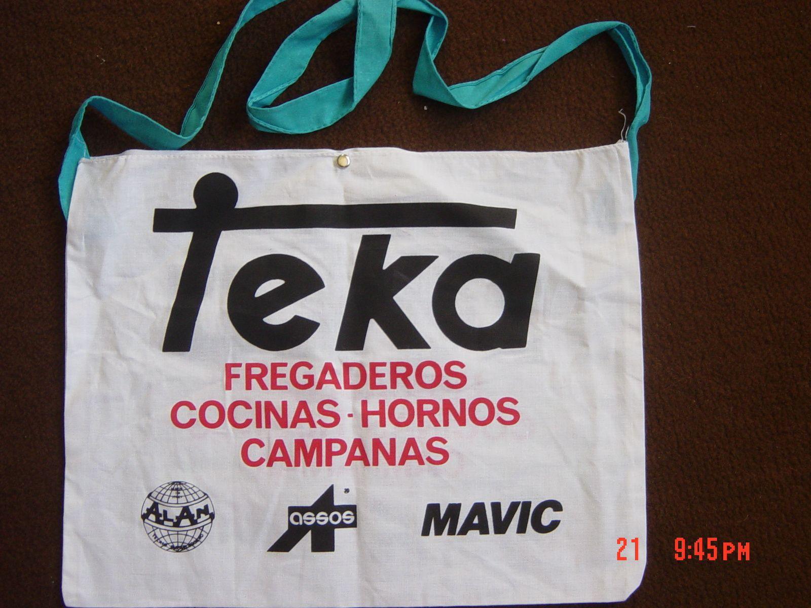 Equipe TEKA 1984.