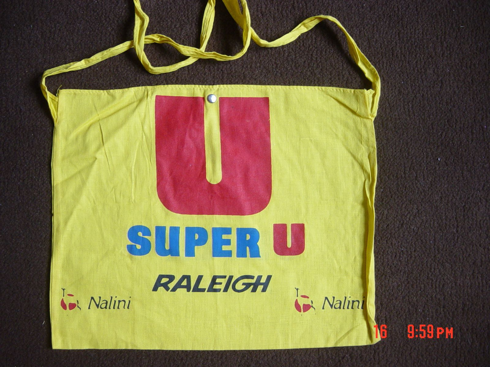 Super U cycles Raleigh 1989.
