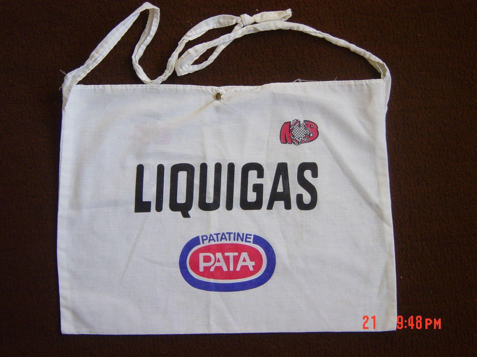 Equipe Liquigas 2001.