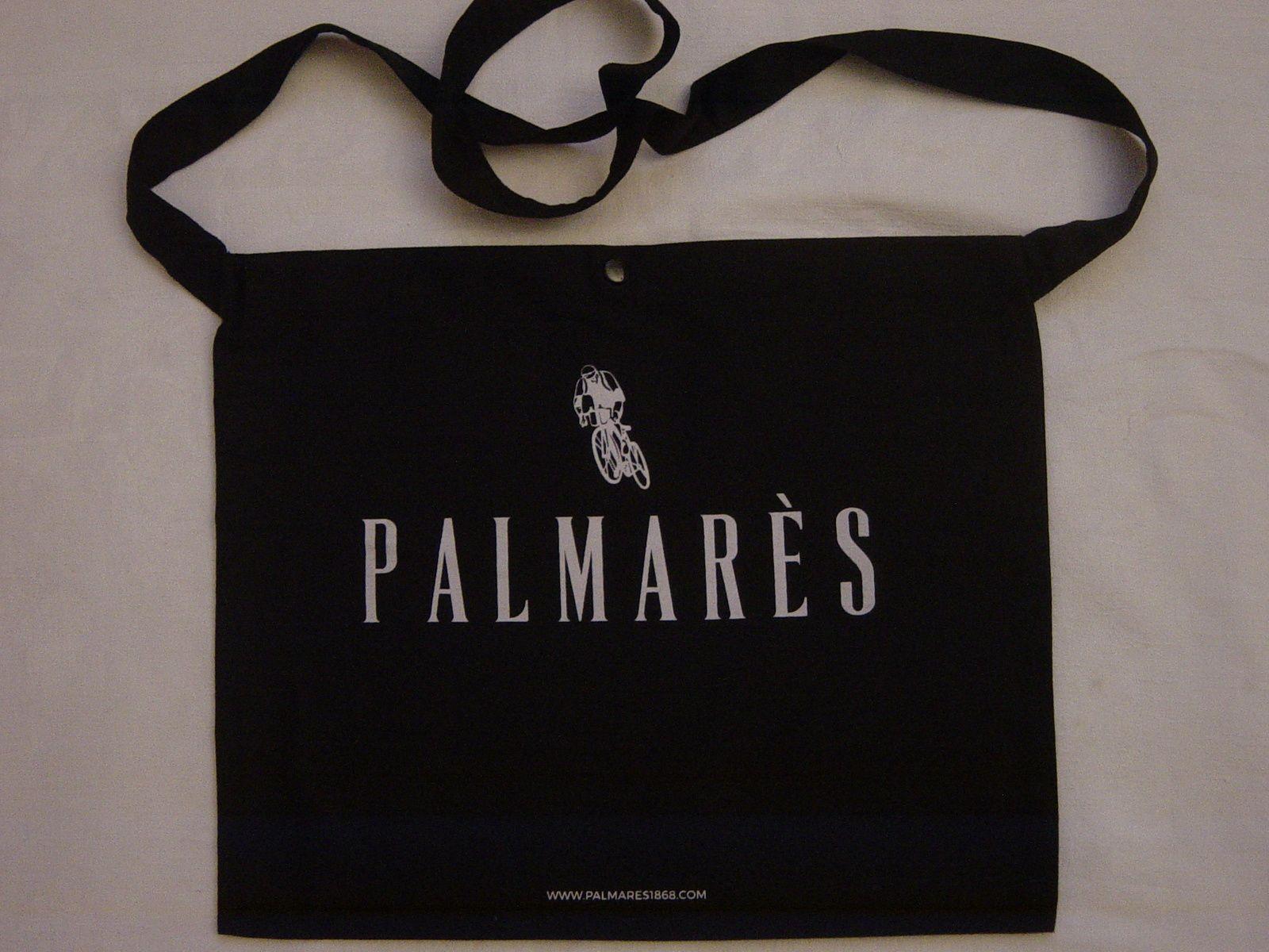 """2016 Musette """"Palmarès"""" (vêtements Sport Cycliste) WWW.PALMARES1868.COM"""