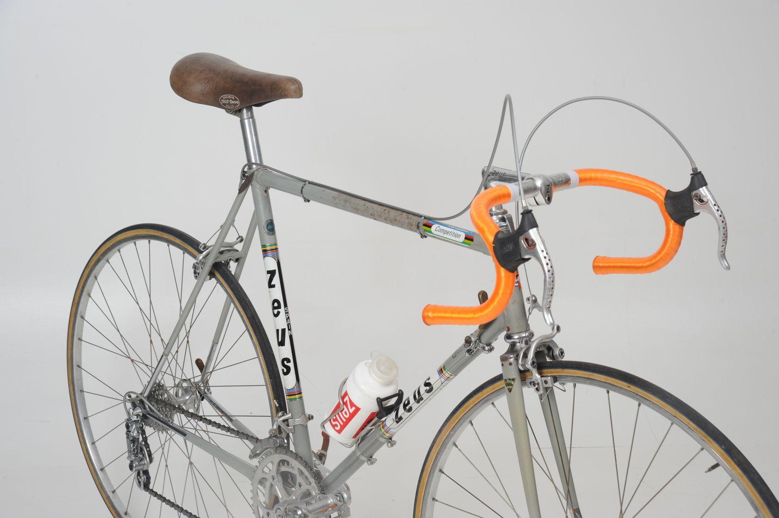 """Vélo ZEUS """"Critérium"""" 1978."""