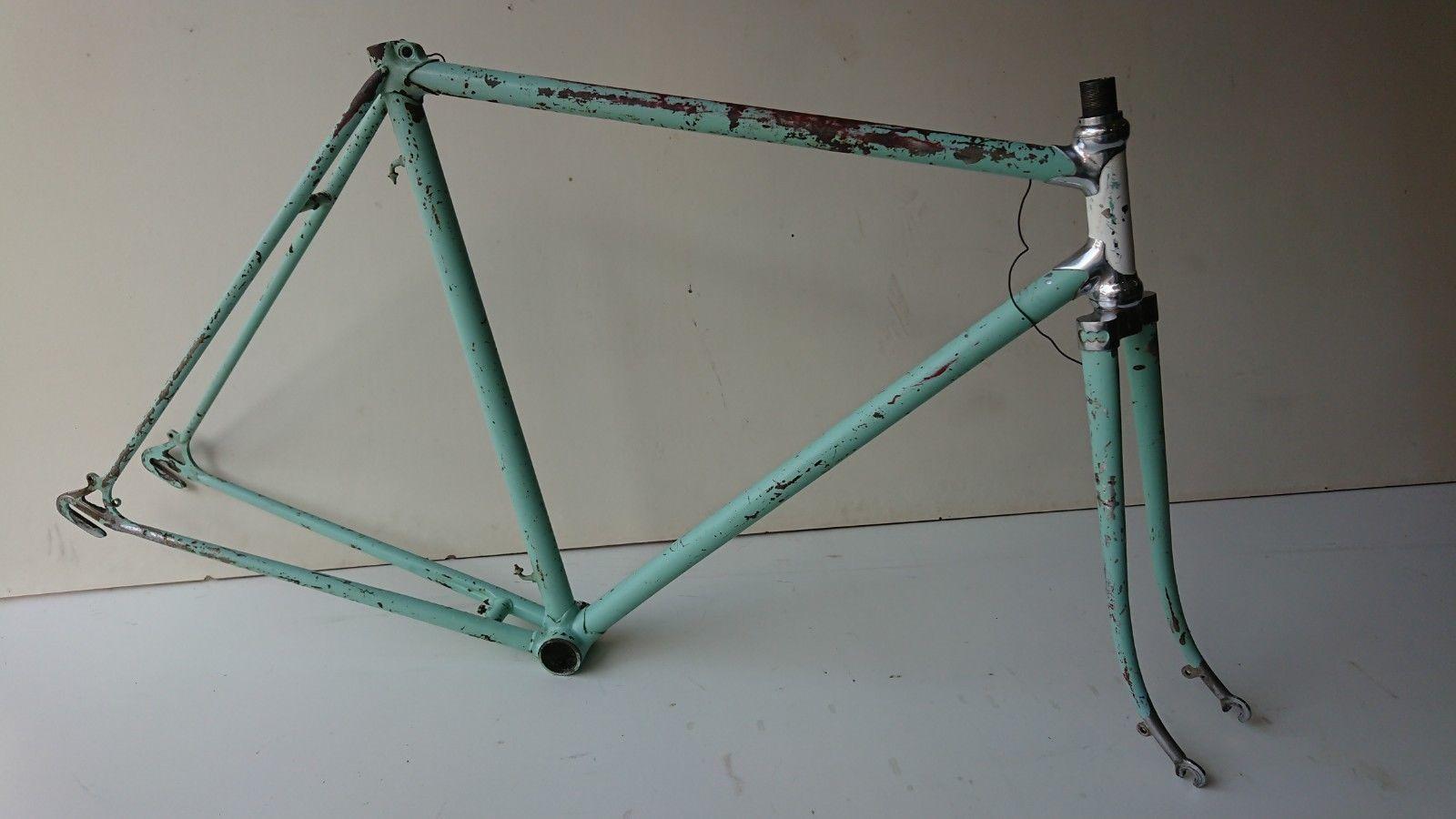 """Vélo Bianchi """"Freccia"""" 1954."""
