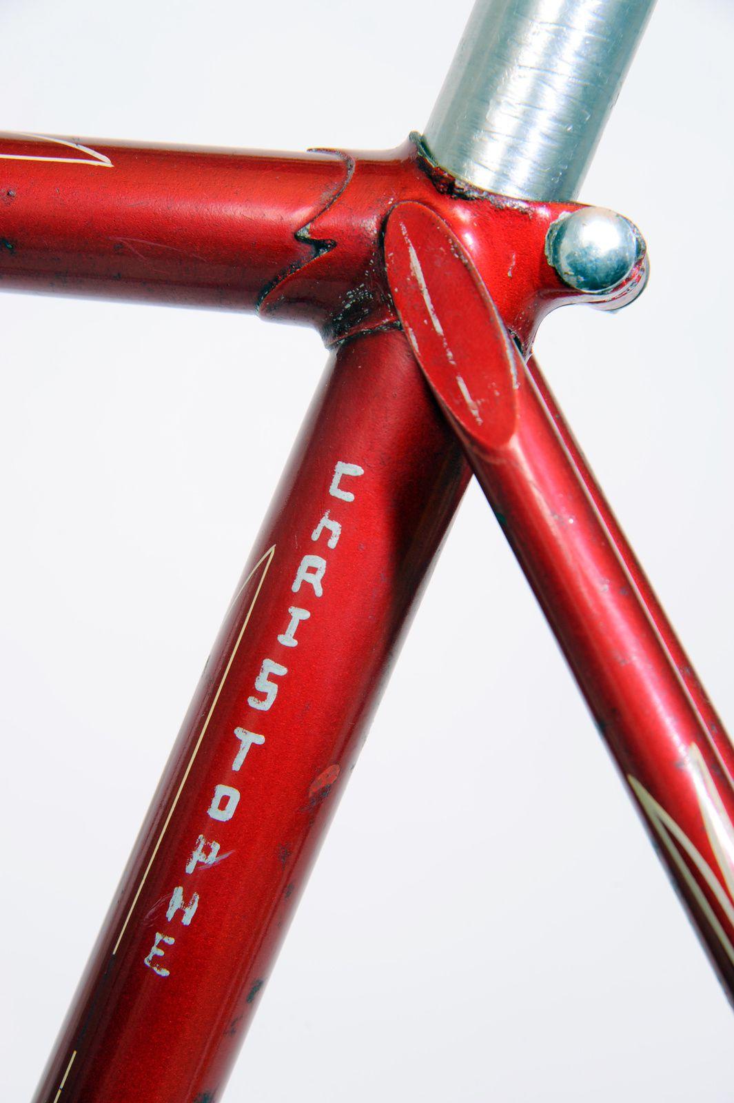 Vélo de piste La Perle 1953.