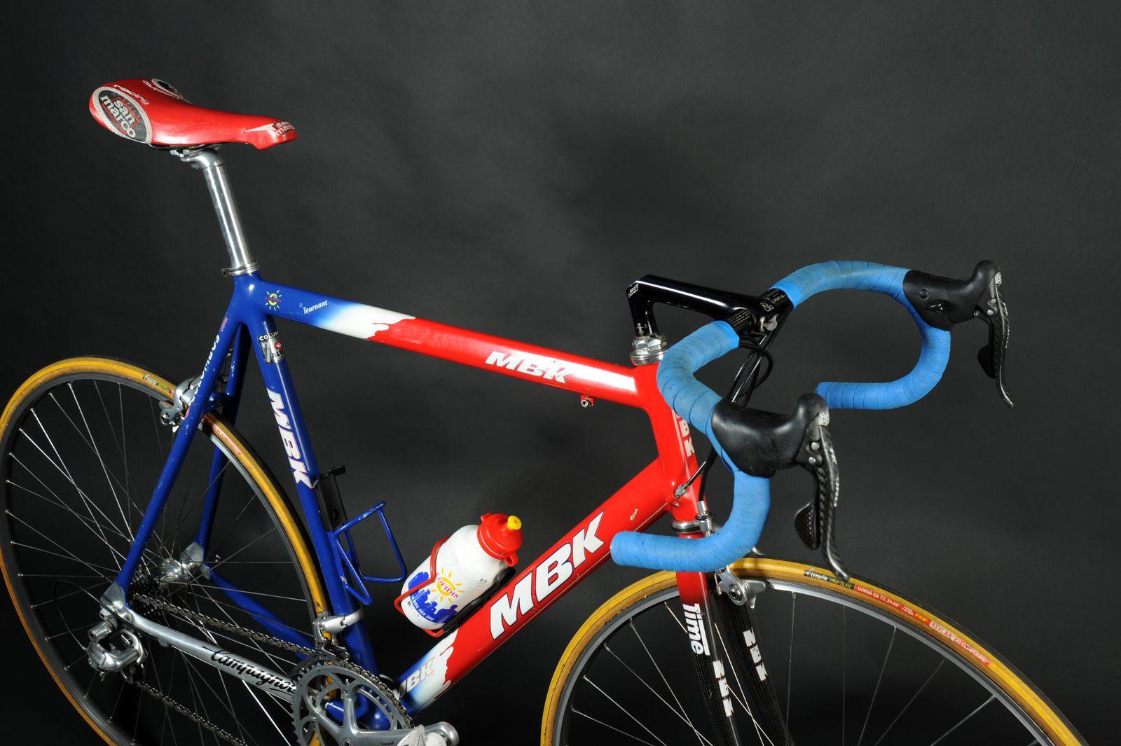 Vélo MBK Cofidis 1999.