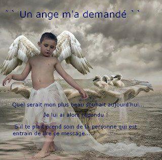TRANSMISSION ANGÉLIQUE!!! MESSAGE