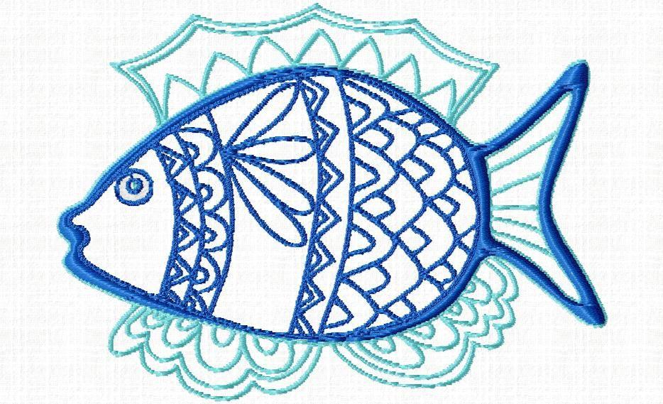 poisson 3 couleurs