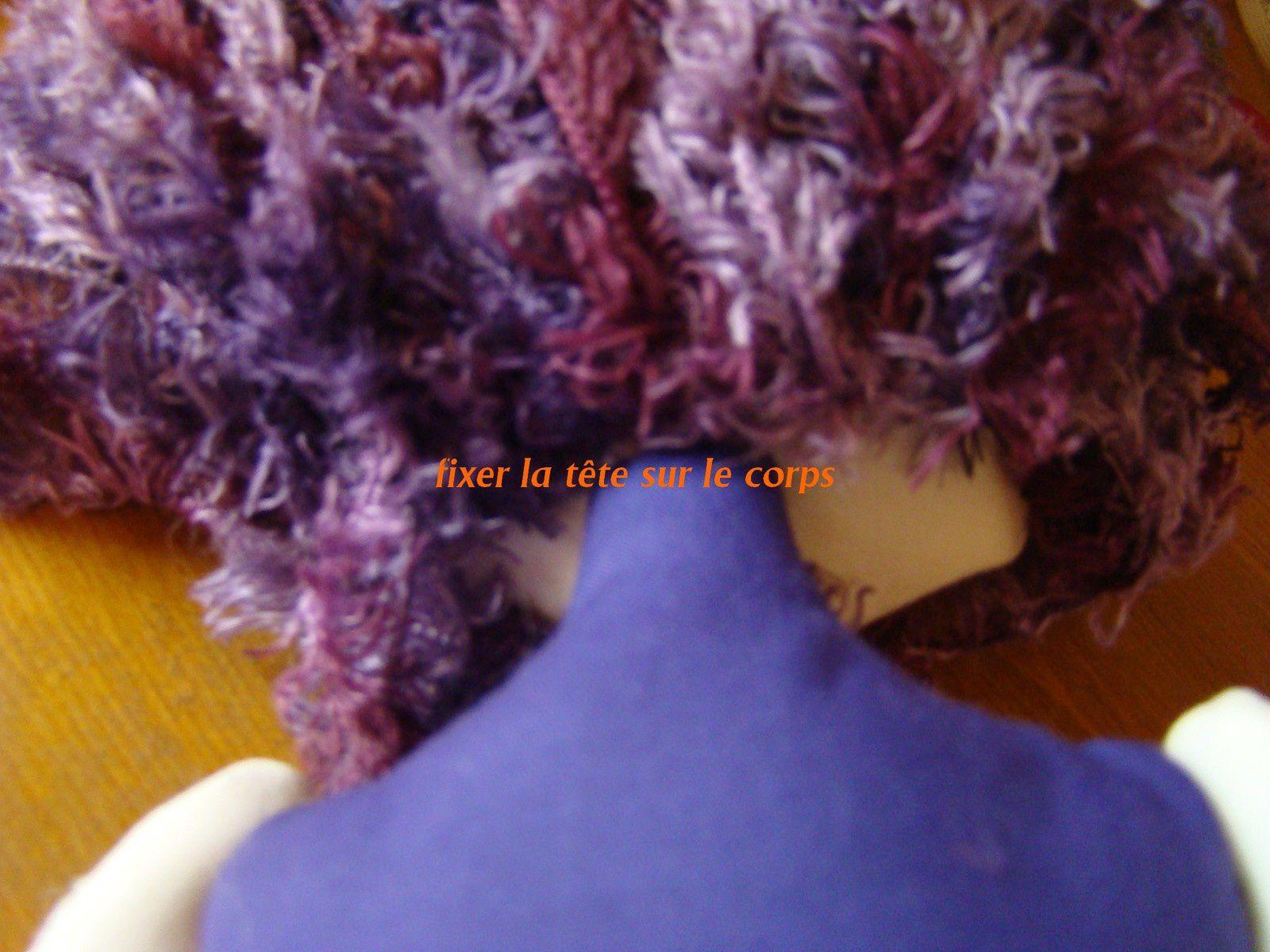 faire une poupée articulée