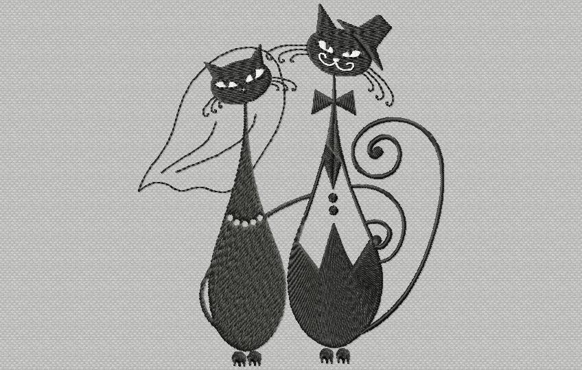 chats en couple
