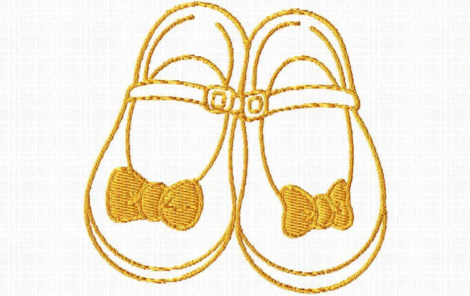 chaussures petites filles