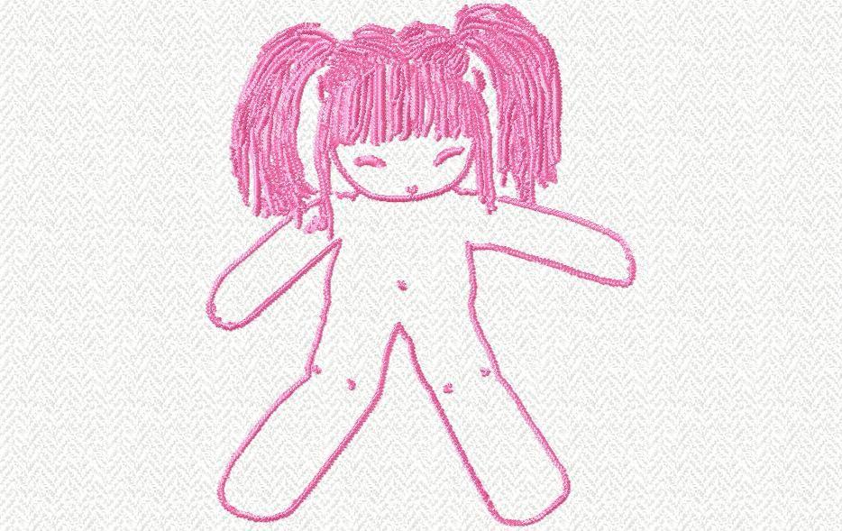 poupée de chiffon 8