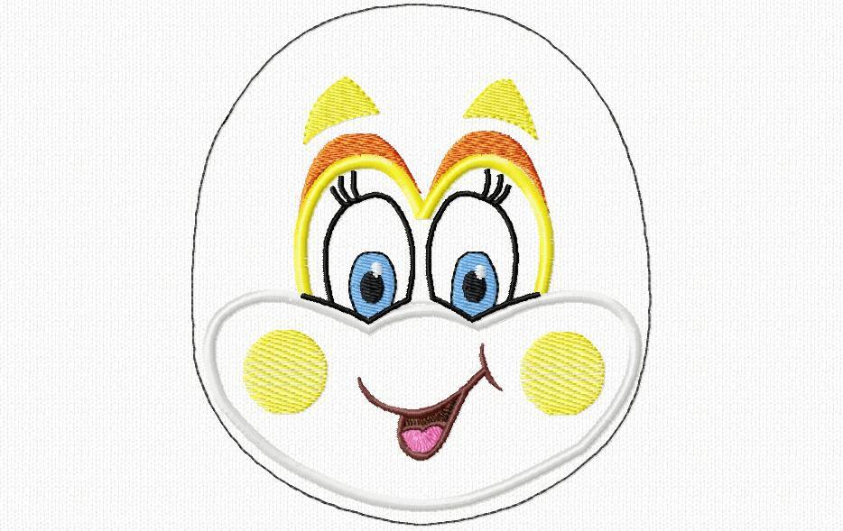 tête clown 2