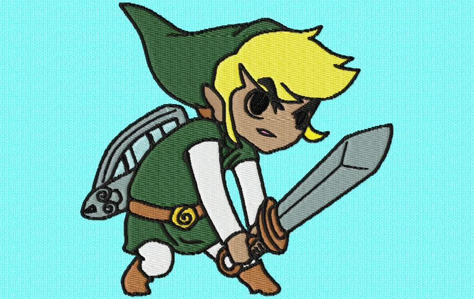 Zelda pour mon petit fils