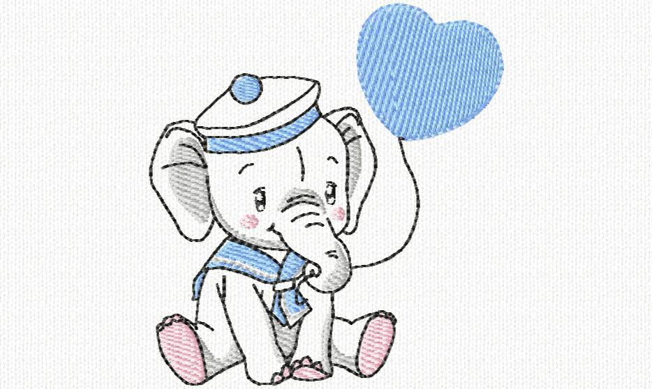 éléphant marin