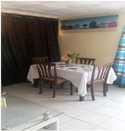 Appartement meublé de 2 pièces à Cocody Danga.