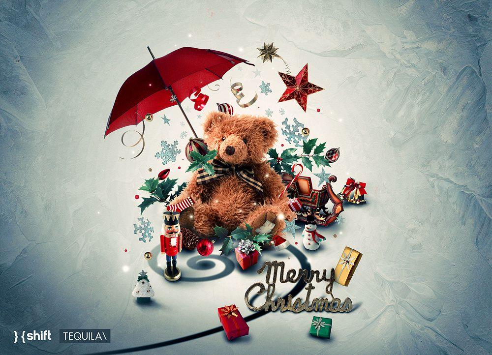 Belle images pour Noël...