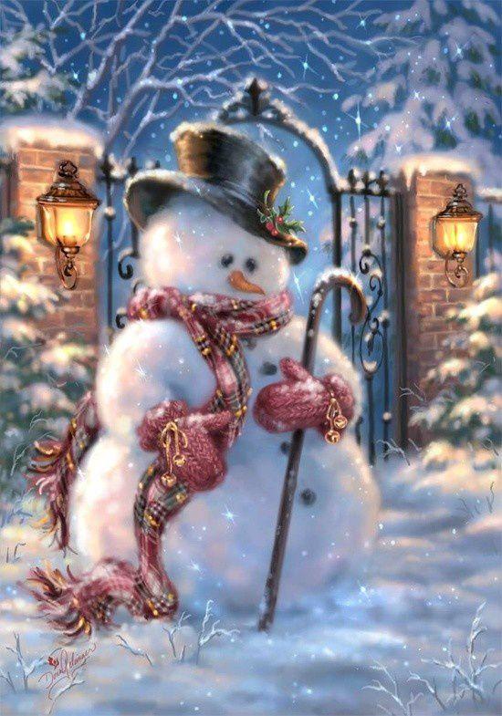 Image Noël et neiges