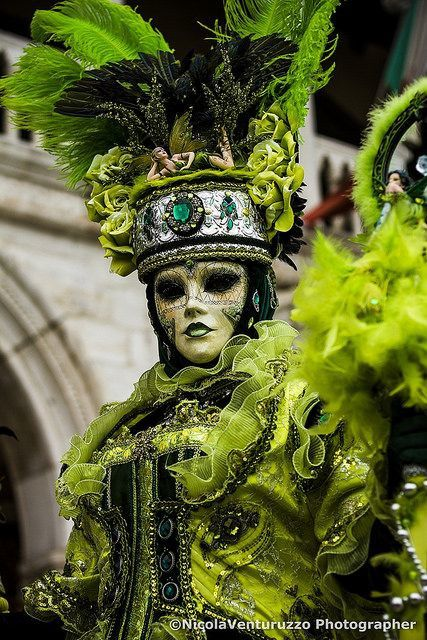 Masque de Carnaval...