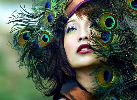 Maquillage & masque de  Carnaval...
