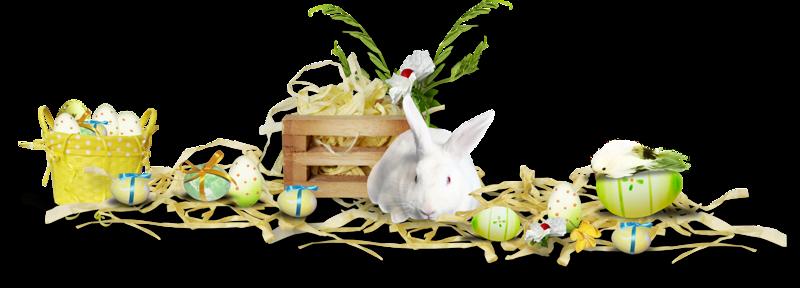 Déco pour Pâques...