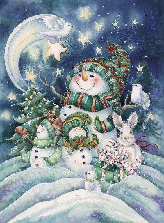 Quelques images pour Noël