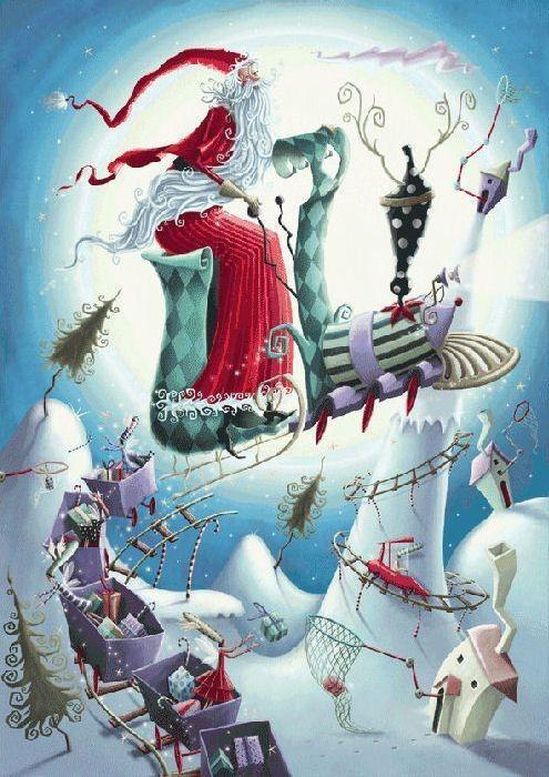 Images féerique pour Noël...