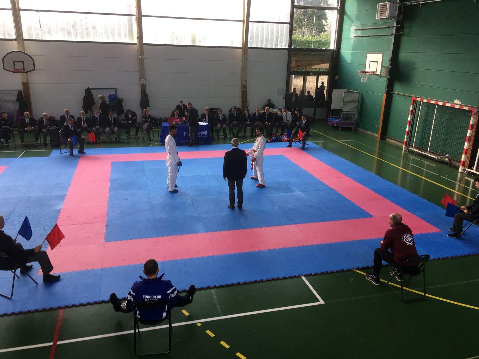 Coupe des Yvelines Honneur et championnat des Yvelines équipe séniors