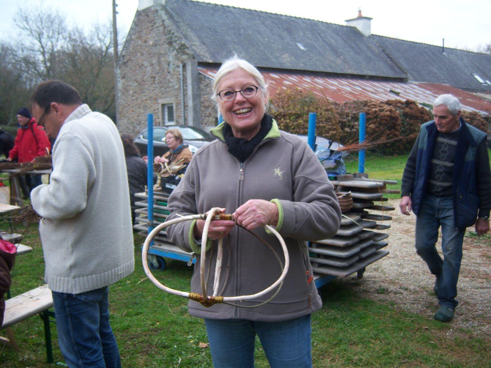 Atelier paniers - crêpes du 10 décembre 2016