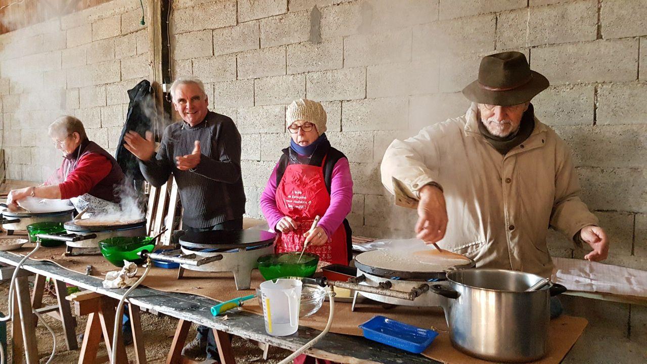 Ateliers paniers et crêpes 2017