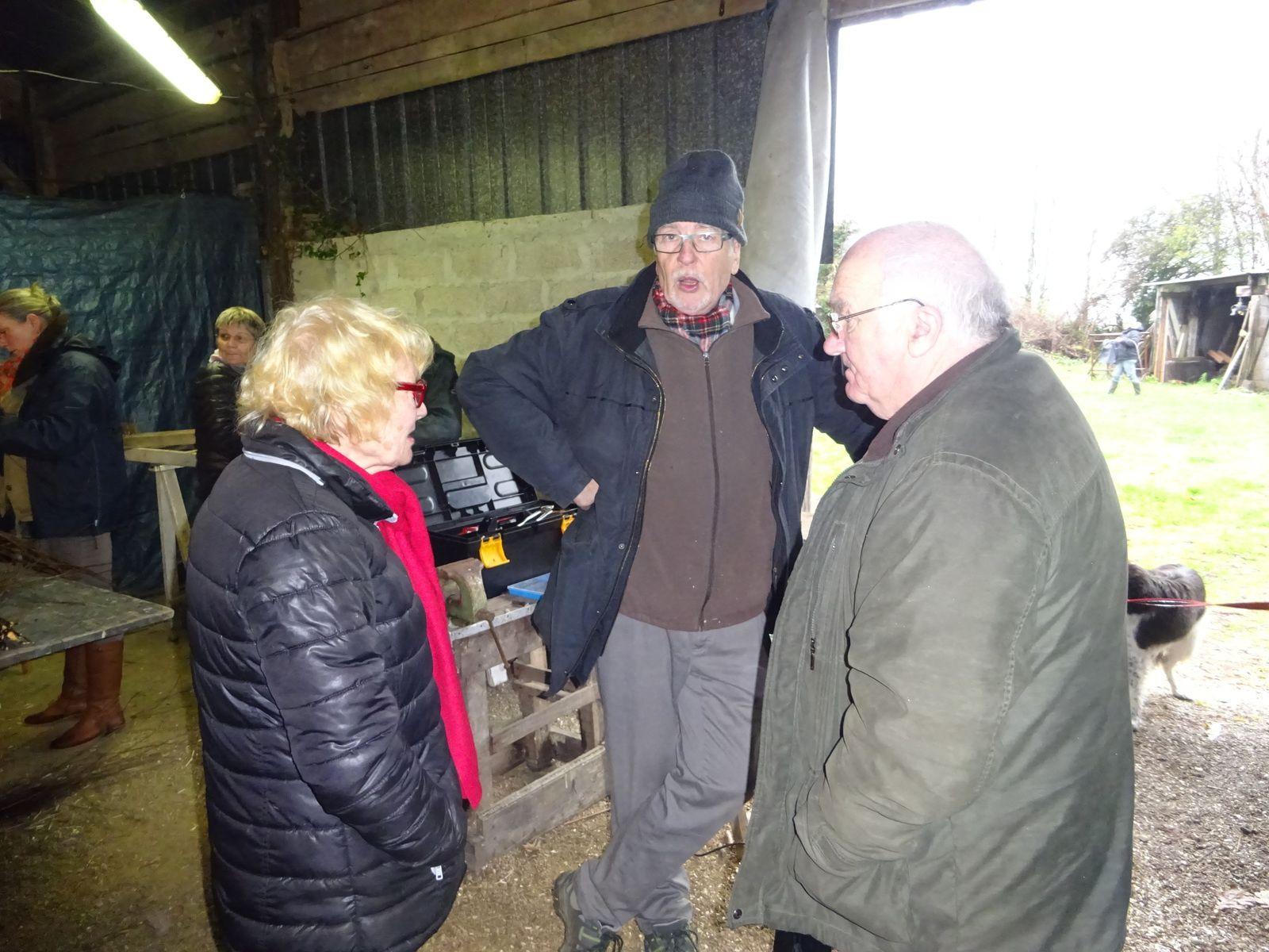 Photos atelier paniers - crêpes du 8 décembre 2018