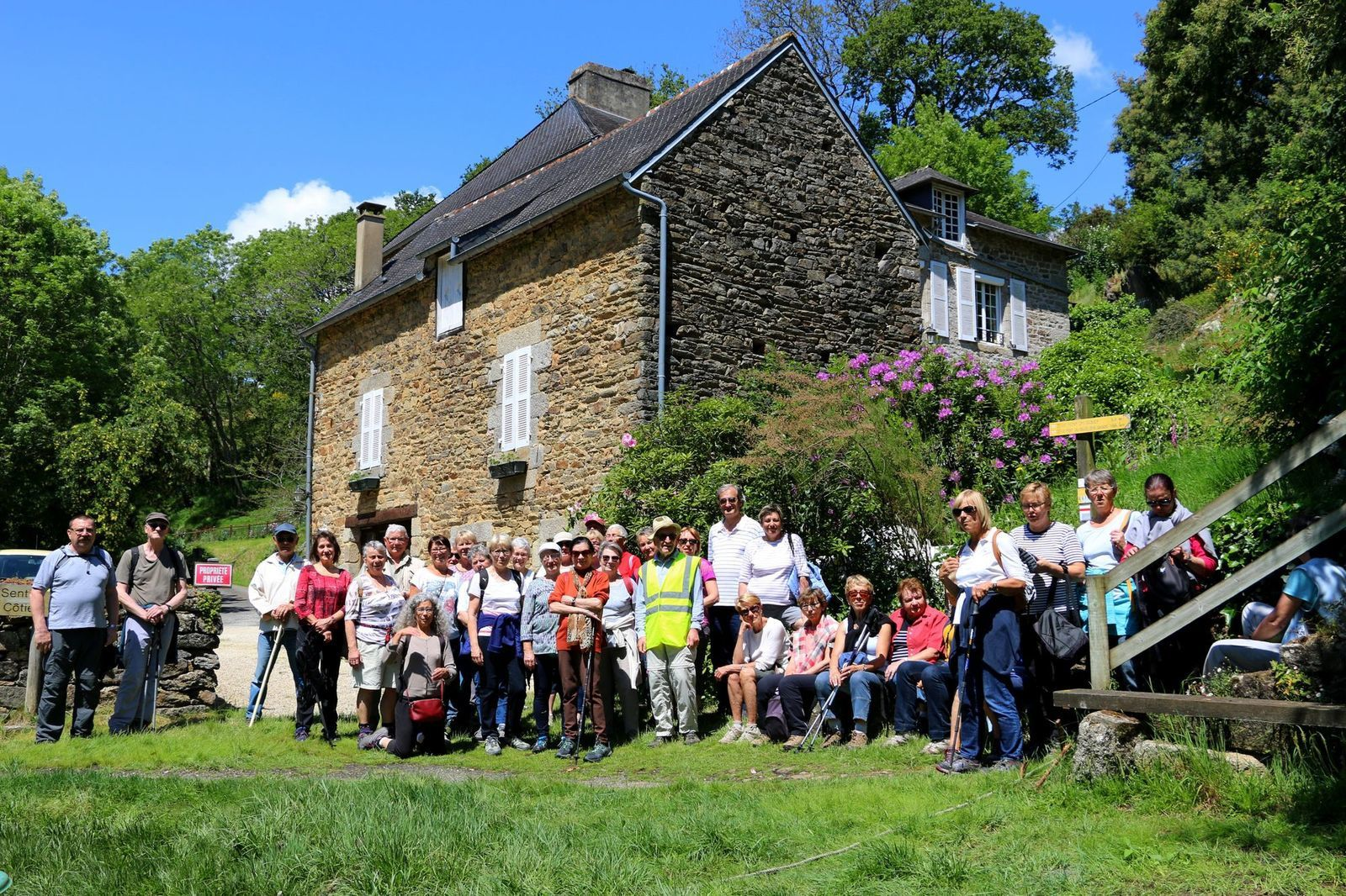 Photo de la randonnée du 21 mai 2019 - Moulin Edouard