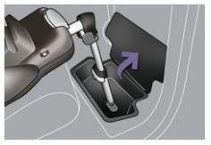 TUTO : combler un compartiments/coffre de rangement