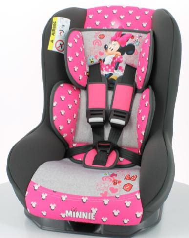 rappel volontaire du si ge auto carrefour disney driver minnie achet partir du 20 09 2017. Black Bedroom Furniture Sets. Home Design Ideas