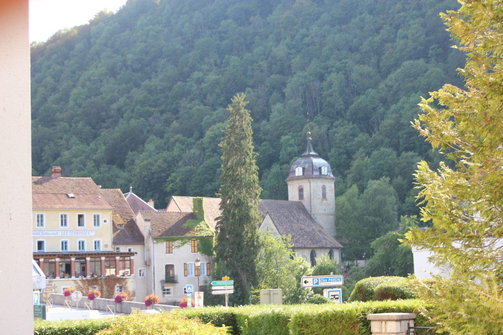 St-Hippolyte /le Doubs,Bief,Liebvillers &St-Hipp le 21/07/19